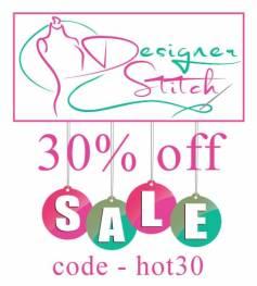 black friday sale desinger stitch