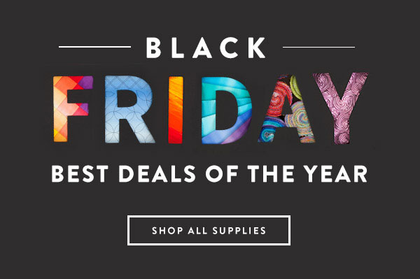 craftsy black friday sale 2017