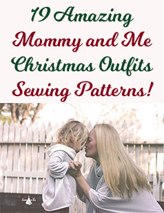 19 mommy and me christmas outfits