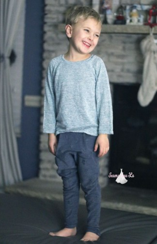 distressed gray pants for boys sewing pattern ellie and mac fly pants