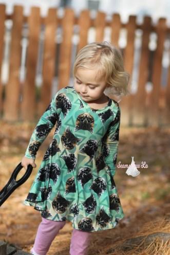 ellie and mac sweetie dress girls sewing pattern 16
