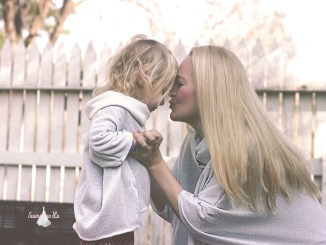 mommy and me sewing pattern poncho sparkle seamingly smiten xtra milk and cream