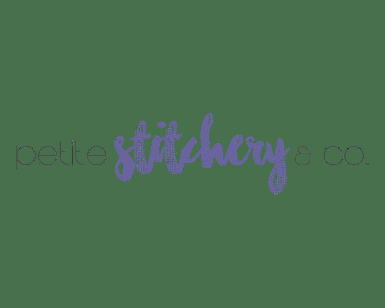 petite stitchery logo