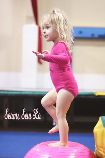 gymnastics leotard sewing pattern bosu ball
