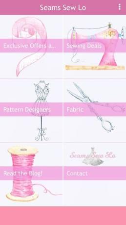 Best Sewing App Seams Sew Lo Sewing App