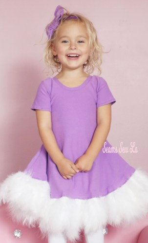 Daisy Duck Costume Dress Sewing Pattern Easy DIY