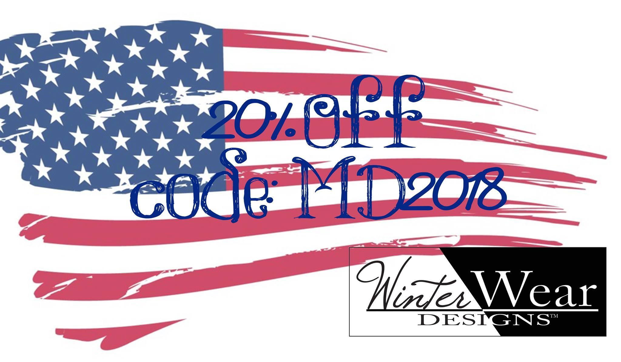 Winter Wears Designs Sewing Pattern Memorial Day Sale