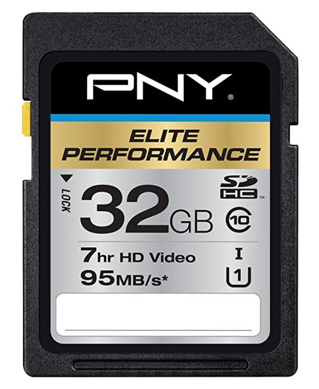 PNY SD Card and Flash Drive Sale