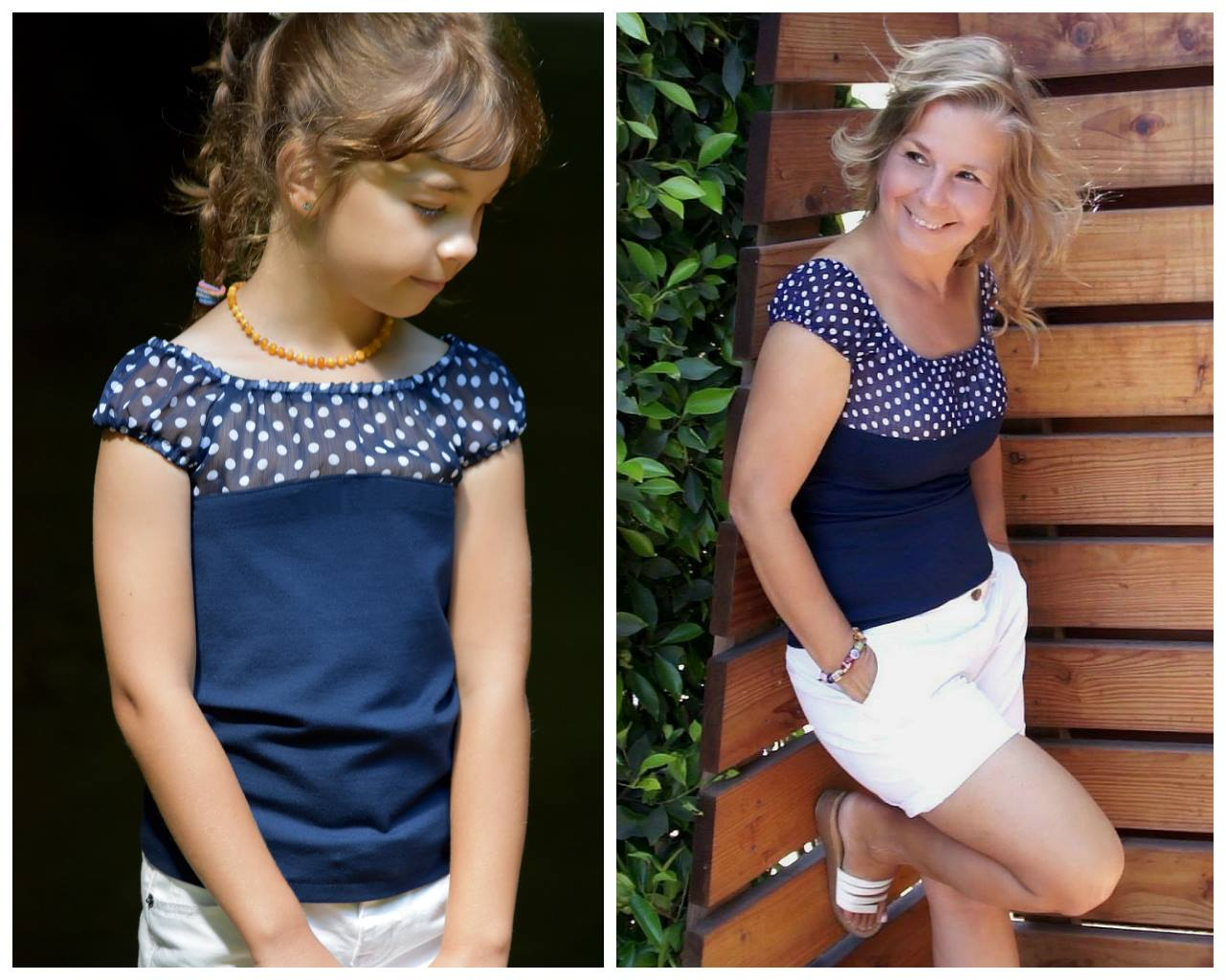 Frocks & Frolics Rosalie Online Sewing Course Pattern for Women and Girls