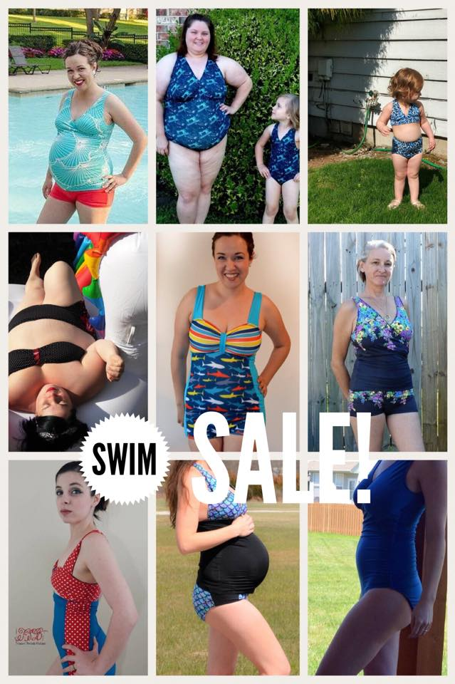 Rad Patterns Swimsuit Sewing Pattern Sale