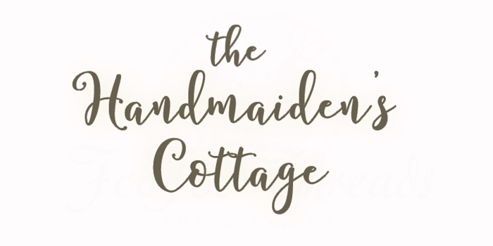 Handmaidens Cottage Sewing Patterns Logo