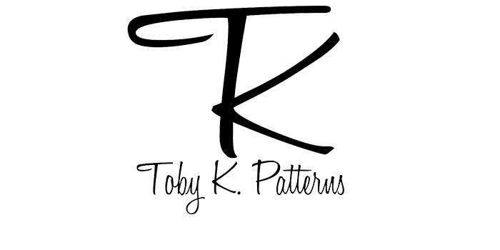 Toby K Patterns Sewing Patterns Logo