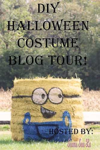 DIY Halloween Costume Blog Tour
