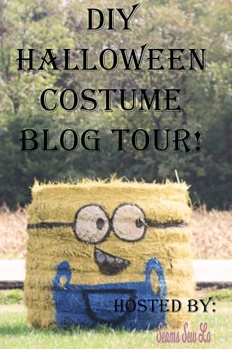 DIY Halloween Costume Blog Tour
