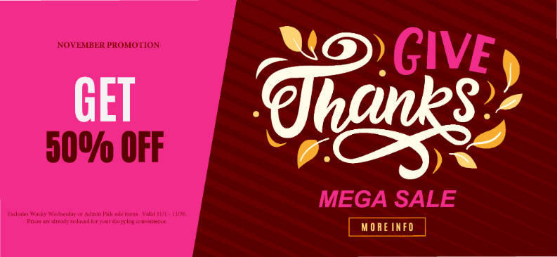 Ellie and Mac Sewing Patterns Give Thanks Mega Sale