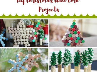Diy Wine Cork Christmas Projects!