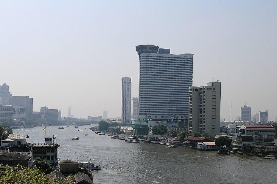 Back to Bangkok Photograph Seamus Berkeley