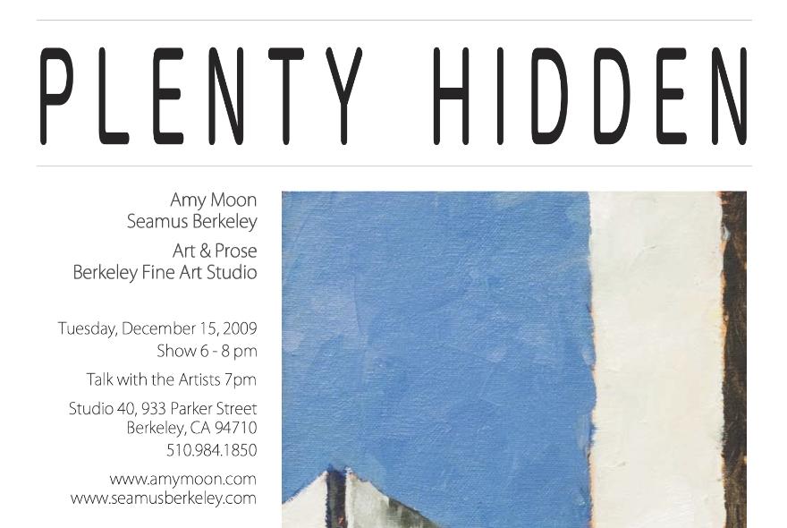 Plenty Hidden Show Feature Seamus Berkeley