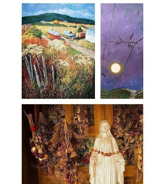 3 Artists of Taos Open Studio May 27-29, 2017