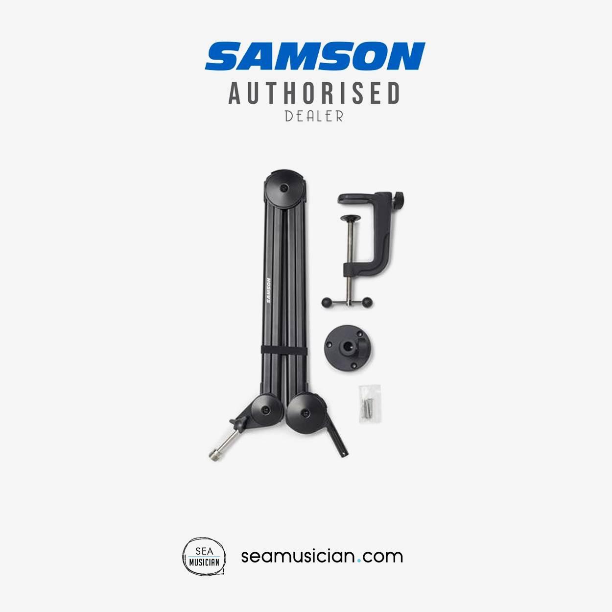 Samson Microphone Boom Arm Stand Sam Mba28