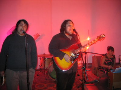 NEW OLD PHOTOS: OUTSIDER FOLK TAKES OVER A SEAN CARNAGE MONDAY NIGHT!!!