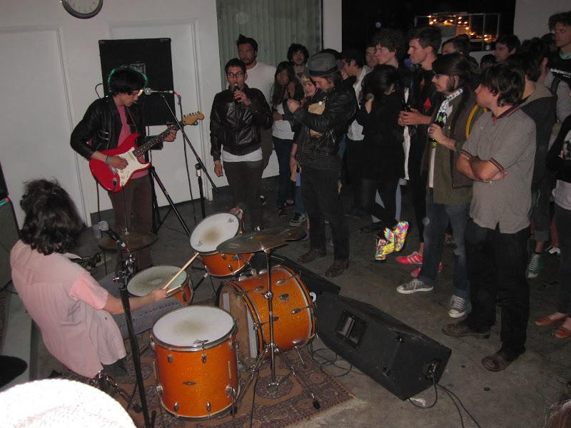 Monday re-cap: The night we rocked