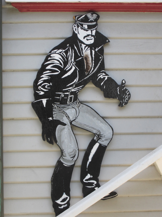 This Friday at 6pm, Tom of Finland & Danimal come for YOU!!!