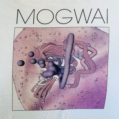 Mogwai Official T-shirt
