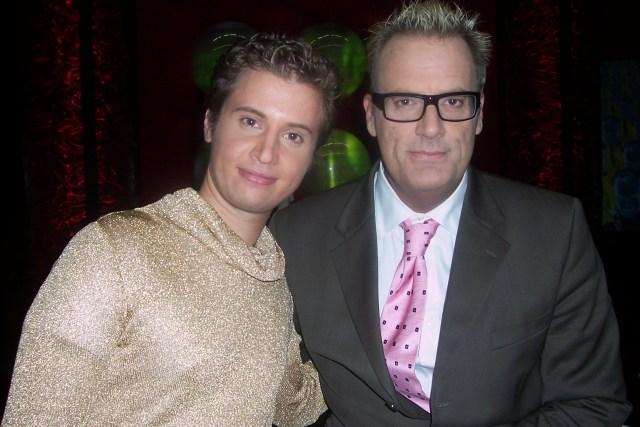 Michael Lucid and Jack E. Jett.