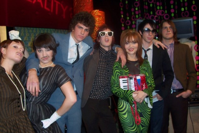 Judy Tenuta with Il Corral band, The Top Drawer