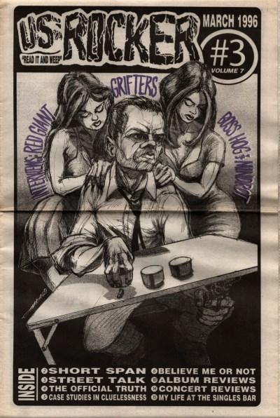 U.S. Rocker, March 1996