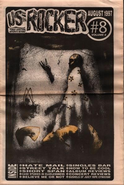 U.S. Rocker, August 1997