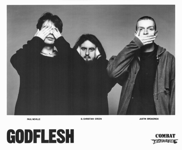 Godflesh U.S. Rocker
