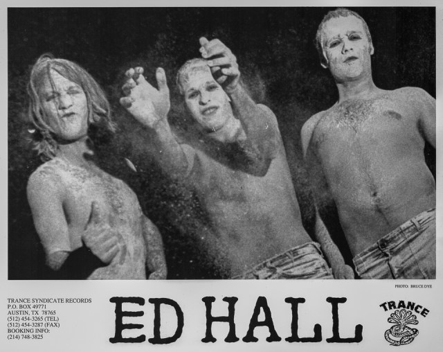 Ed Hall U.S. Rocker Austin