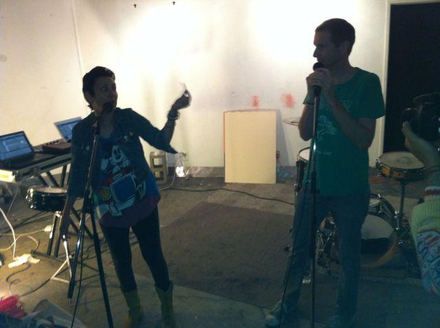 The New Dreamz (Rose Luardo and Andrew Jeffrey Wright)