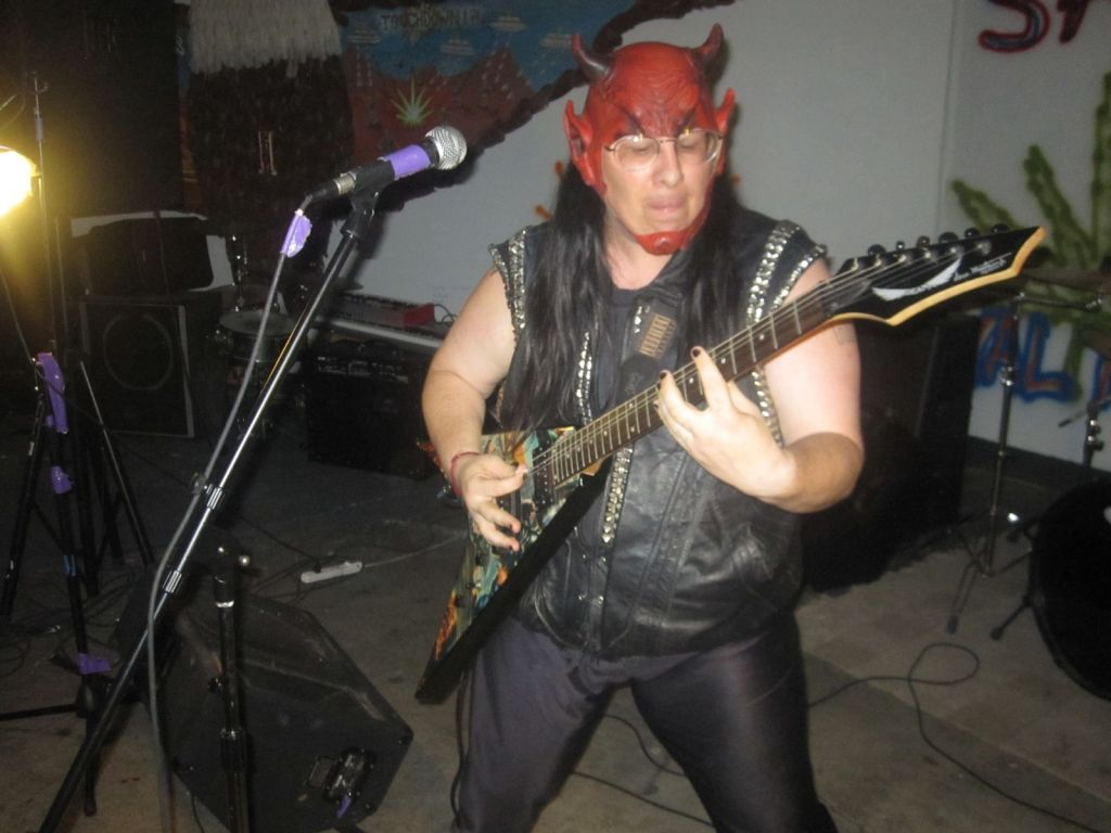 Metal Monday IV photos: Poweraxe, Abhor, Ace Diamond Experience, Bachsung