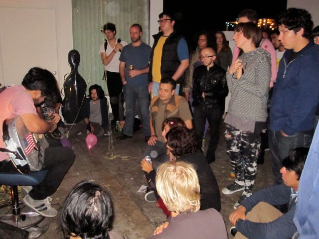 Jon Barba aka Nicole Kidman