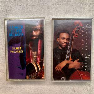 James Blood Ulmer Charnett Moffett cassette double pack