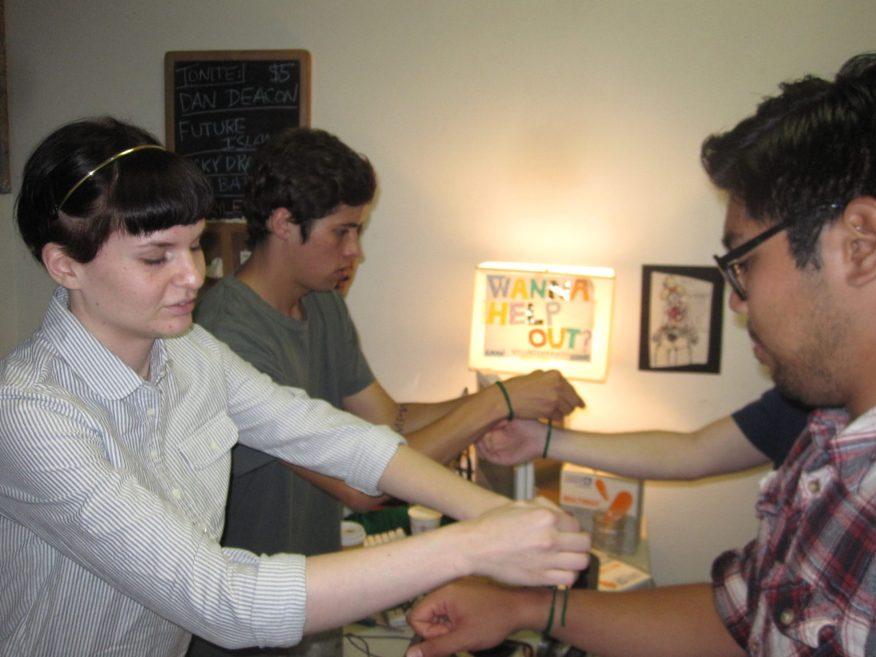 Pehrspace bracelets Sean Carnage