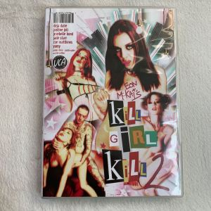 Eon Mckai Kill Girl Kill 2 DVD