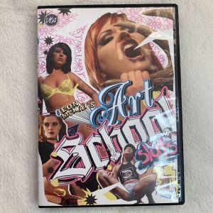 Eon Mckai Art School Sluts DVD
