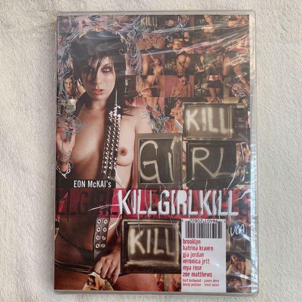 Eon Mckai Kill Girl Kill DVD