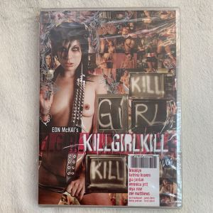 Eon Mckai Kill Girl Kill DVD