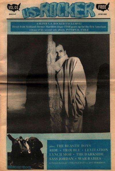U.S. Rocker, June 1992