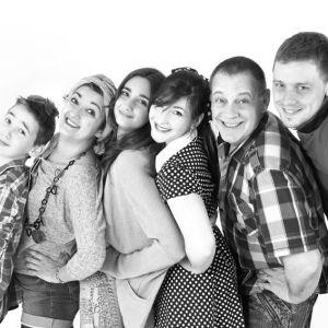 Exemples de photographies de famille en studio silmarile photographes - Photo de famille originale ...