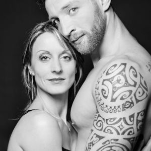 shootin gphoto en couple glamour