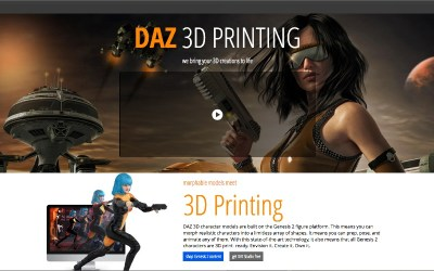 How Digital Artists can Profit From the Future Of 3D Printing