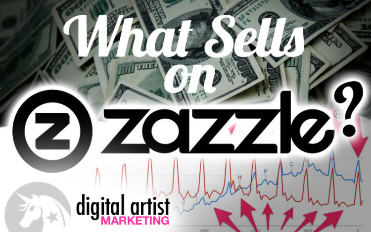 What Sells On Zazzle? Part 1