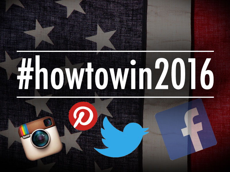 How to Win An Election With Social Media