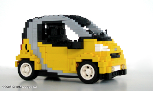 Sean Kenney Art With Lego Bricks Smart Fortwo